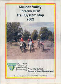ATVs control over 200,000 prime recreation acres east of Bend